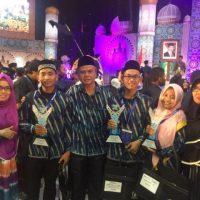 Untan Raih Tiga Juara Harapan pada MTQ MN Ke-XV di Malang