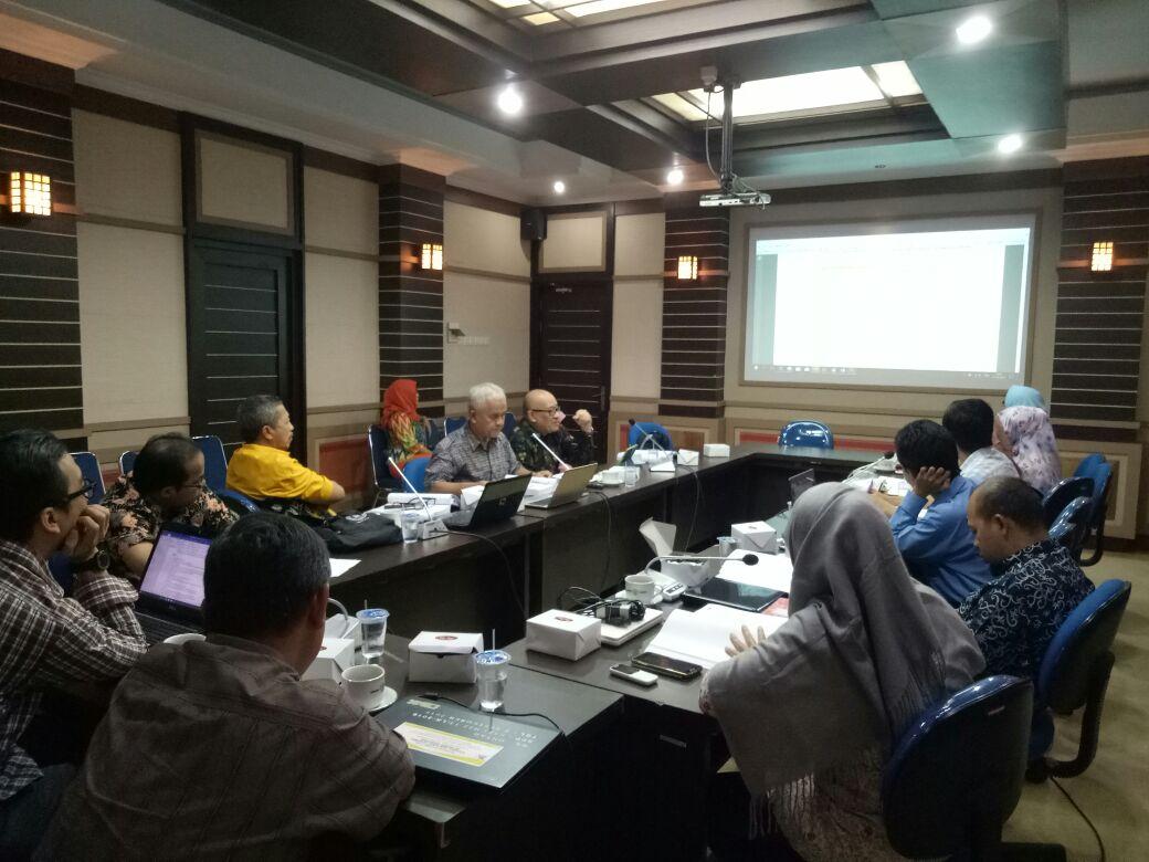 """Pendampingan Kemenristekdikti Menuju Akreditasi """"A"""" Universitas Tanjungpura"""