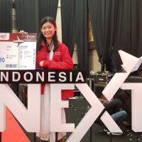 Mahasiswa Jurusan Informatika Fakultas Teknik Universitas Tanjungpura, Raih Peringkat 3 IndonesiaNEXT 2018