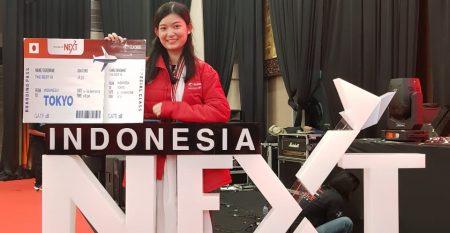 Mahasiswa Jurusan Informatika Fakultas Teknik Untan (Universitas Tanjungpura), Raih Peringkat 3 IndonesiaNEXT 2018