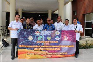 Kolej Vokasional Sarawak Tandatangani NoU bersama Untan