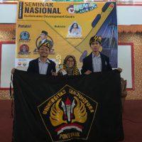 Mahasiswa Teknik Kimia (HMTK) Untan Raih Juara 2 Lomba Karya Tulis Tingkat Nasional di Cheminer Fair 2019