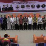 Rektor Untan Apresiasi Himapol Fisip Untan Adakan Seminar Kebangsaan
