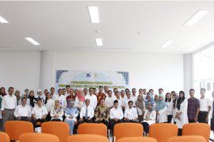 Pusat E-Learning Universitas Tanjungpura Menyelenggarakan Kegiatan Pendampingan Penyusunan Perangkat Pembelajaran Berbasis E-Learning bagi Dosen-dosen di Lingkungan Untan