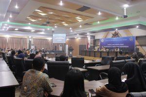 Diskusi Forum Kajian Kebijakan Internasional Tentang Pemilu Uni Eropa dan Dampaknya Terhadap Indonesia