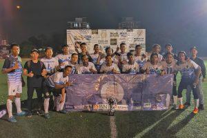 Tim Sepak Bola Fakultas Teknik Untan Juara Todong Cup 2019
