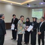 Kasubbag Pendidik Untan Raih Prestasi Istimewa Peringkat Dua pada Diklat Kepemimpinan Tingkat IV Angkatan Lima Tahun 2019