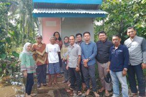 Memberantas Stunting, Mahasiswa Profesi Ners Untan Bangun Jamban Sehat