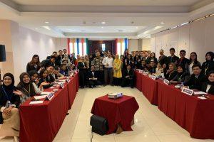 Mahasiswa Prodi Hubungan Internasional Untan Gelar Praktikum Simulasi Sidang UNSC dan Table Manner