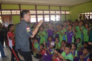 Prodi Informatika Fakultas Teknik UNTAN Selenggarakan PMKM Bina Desa 2020 di Kecamatan Air Besar Kabupaten Landak