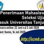 Penerimaan Mahasiswa Baru Seleksi Ujian Tulis Masuk Untan (Seleksi Mandiri) 2020