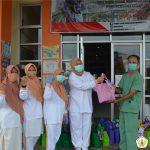 DWP Universitas Tanjungpura Berikan Bingkisan ke Pasien dan Tenaga Kesehatan